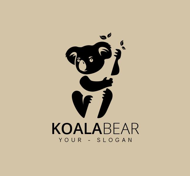Koala-Logo-Stock-Logo