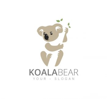 Koala Logo & Business Card
