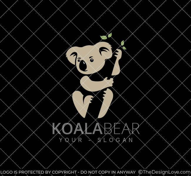 443-Koala-Startup-Logo