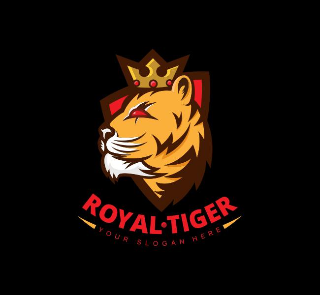 Crown-Tiger-Startup-Logo