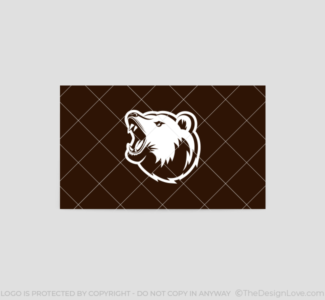 Angry-Bear-Business-Card-Back