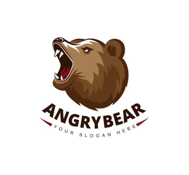 Angry-Bear-Logo