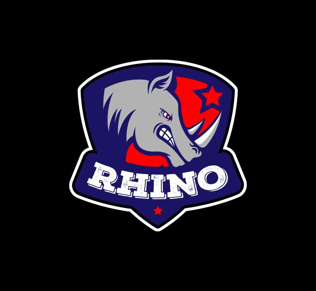 Rhino-Mascot-ready-Logo