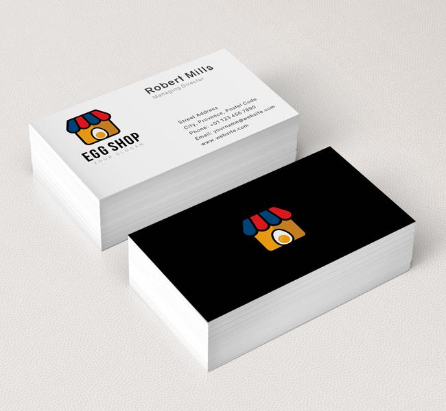 Egg-Shop-Business-Card-Mockup