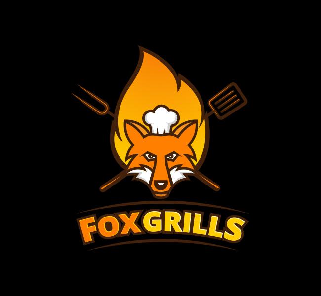 Fox-Grills-Start-up logo
