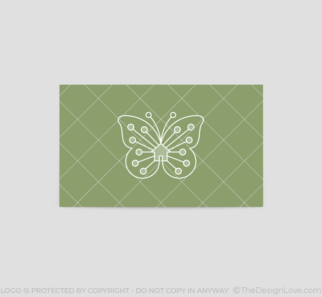 Butterfly-Homes-Real-Estate-Business-Card-Back