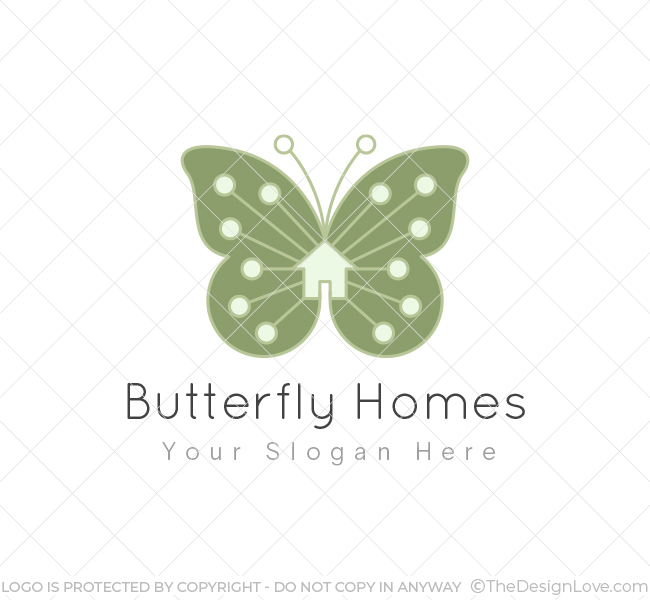 Butterfly-Homes-Real-Estate-Logo