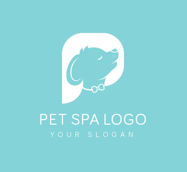 Pet-Spa-Pre-Designed-Logo