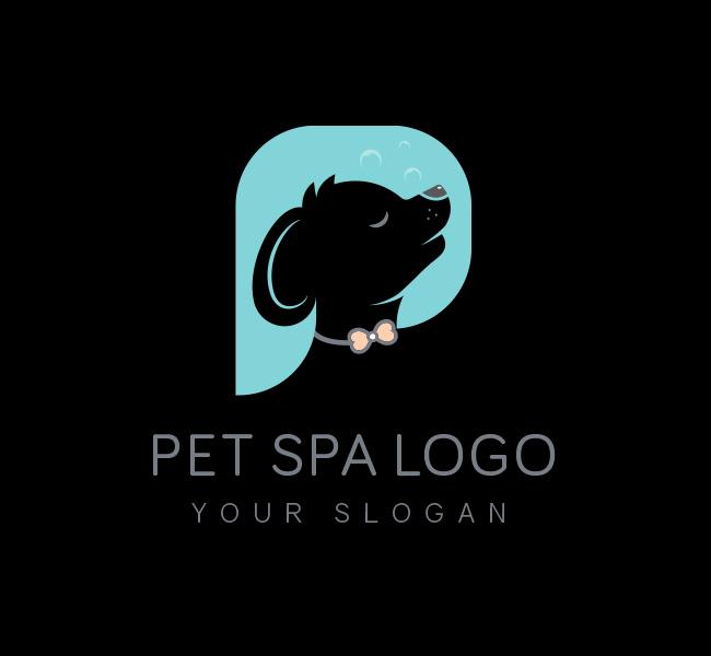 Pet-Spa-Startup-Logo