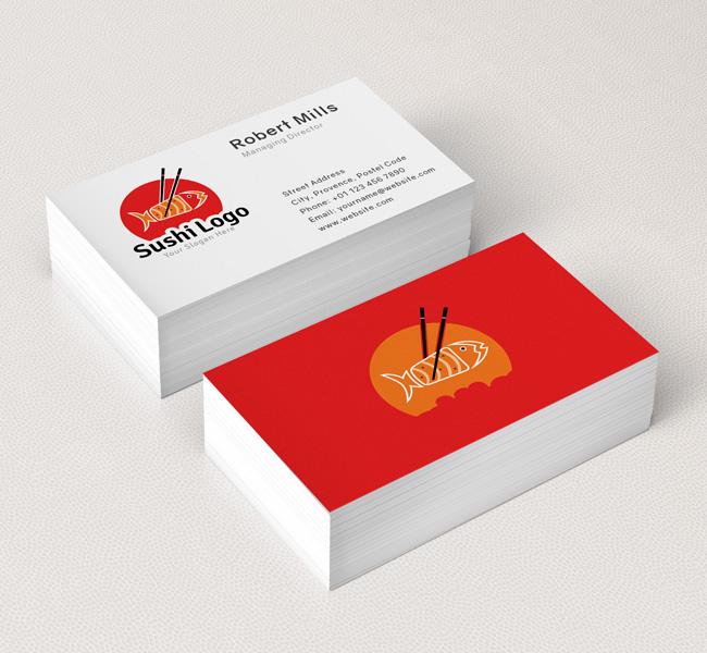 Sushi-Business-Card-Mockup