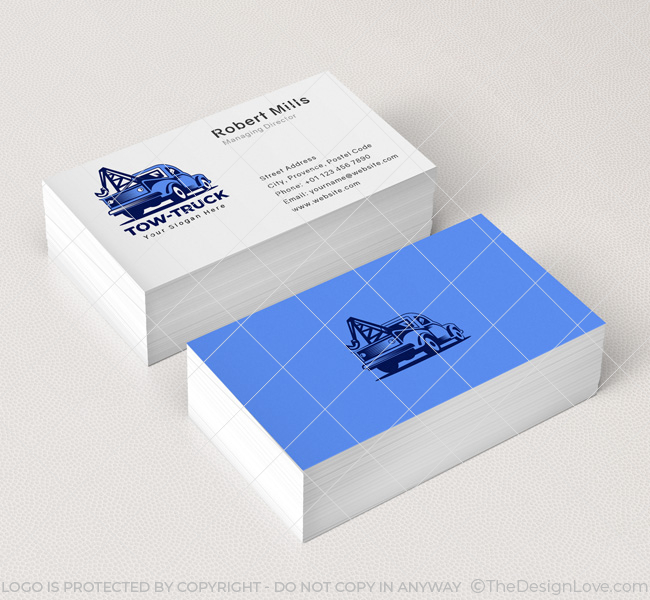 Tow-Truck-Business-Card-Mockup