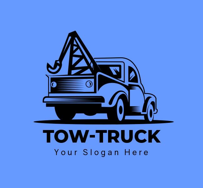 Tow-Truck-Stock-Logo