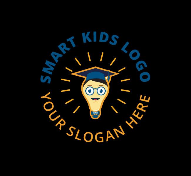 Smart-Kids-Startup-Logo