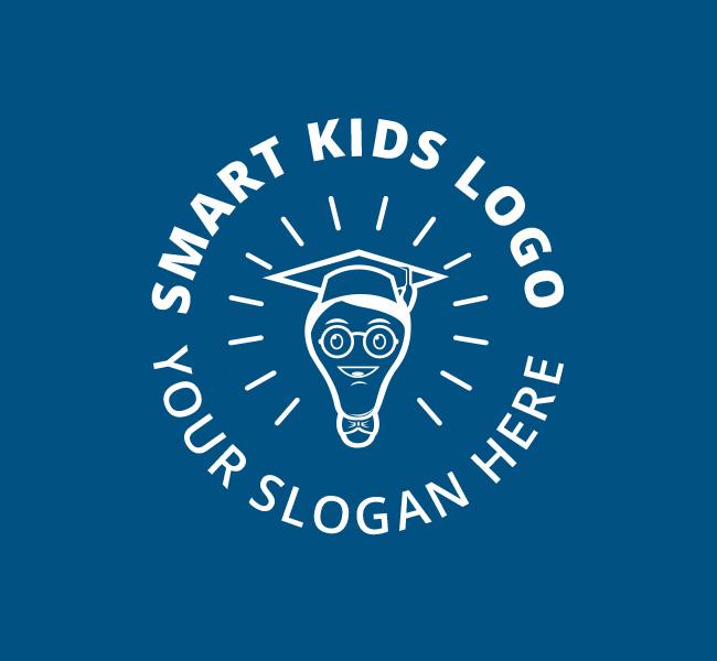 Smart-Kids-Stock-Logo