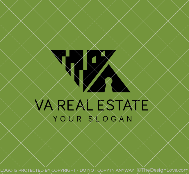 Alphabet-VA-Real-Estate-Stock-Logo