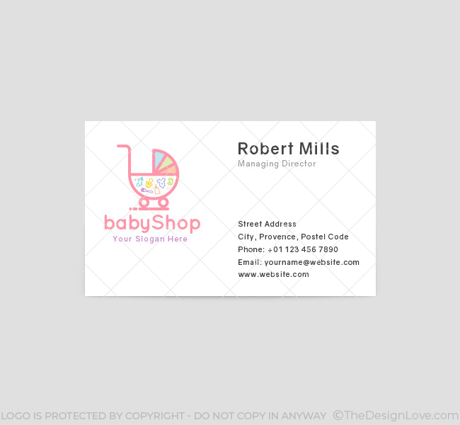 Baby-Shop-Business-Card-Front