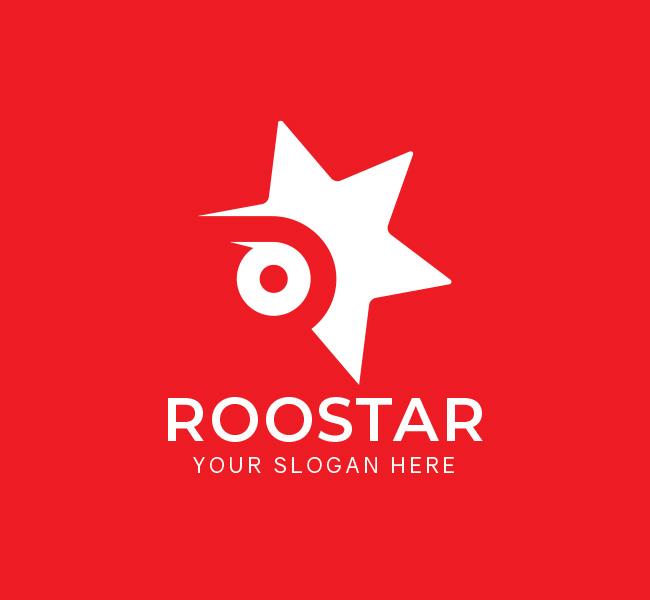 Rooster-Pre-Designed-Logo