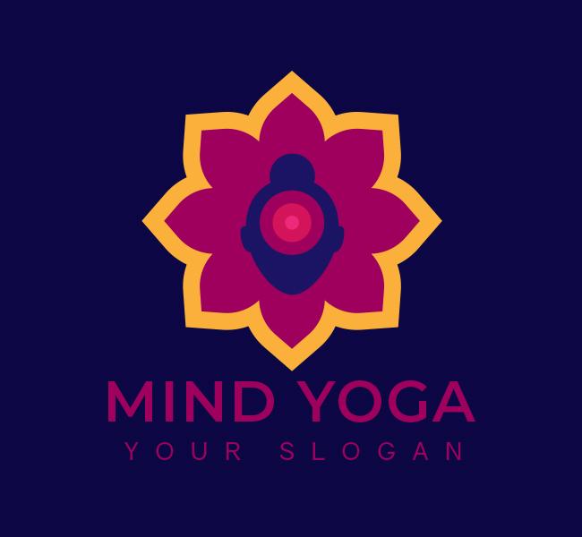 Mind-Yoga-Startup-Logo