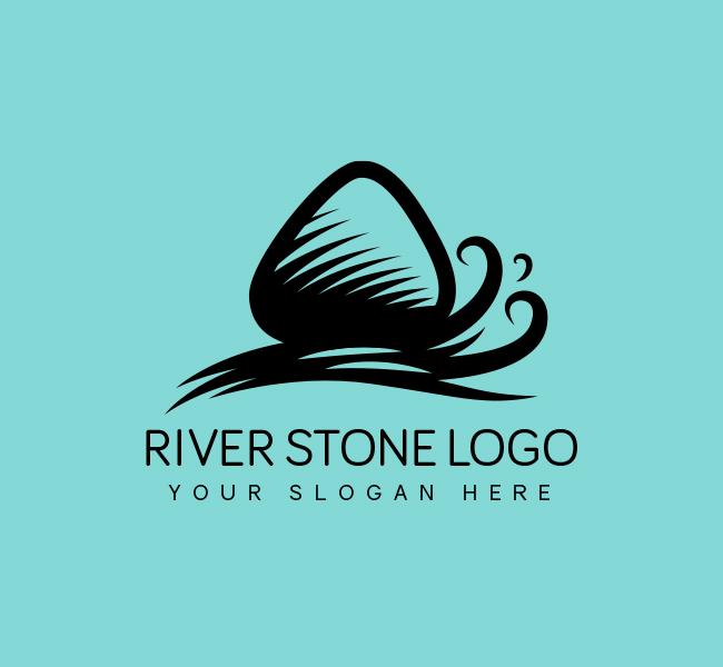 River-Stone-Stock-Logo