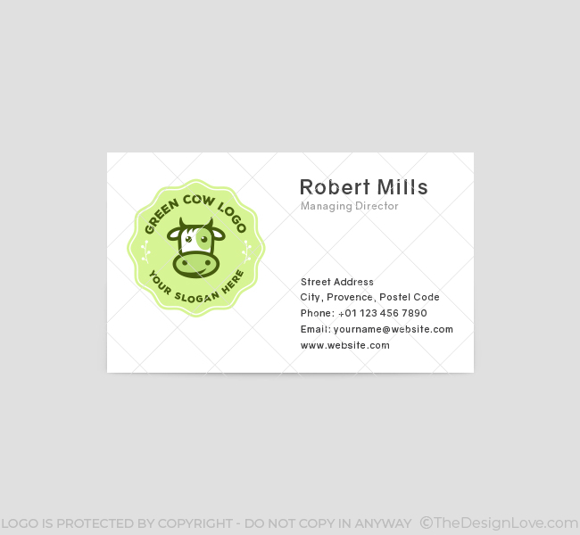 Eco-Cow-Business-Card-Front