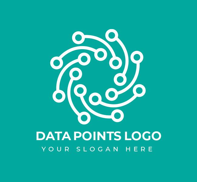 Dynamic-Data-Science-Pre-Designed-Logo