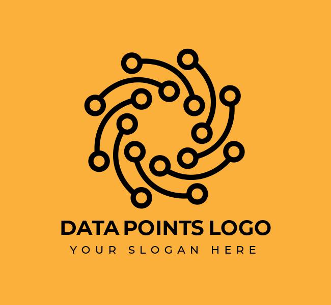 Dynamic-Data-Science-Stock-Logo