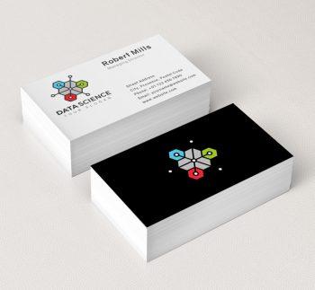 Digital-Data-Science-Business-Card-Mockup