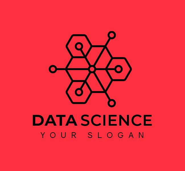 Digital-Data-Science-Stock-Logo