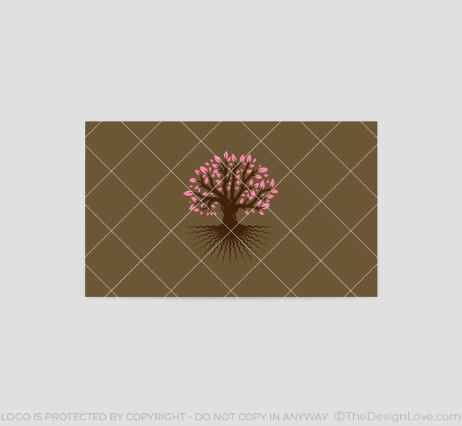 Deep-Root-Tree-Business-Card-Back