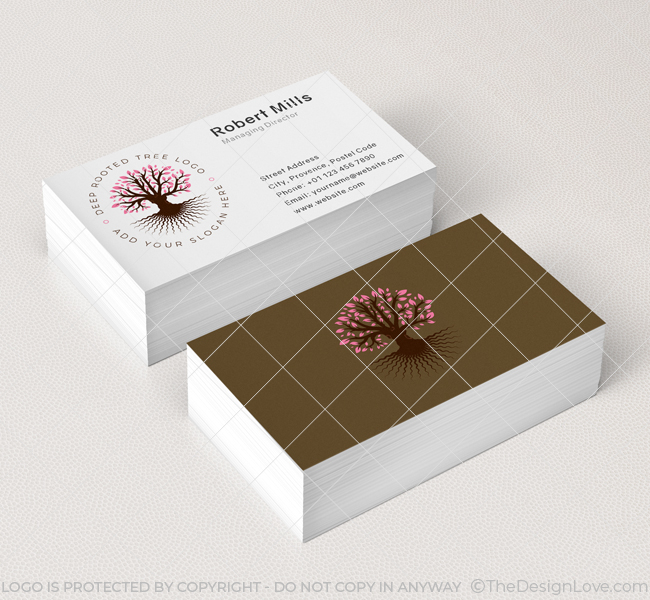 Deep-Root-TreeBusiness-Card-Mockup