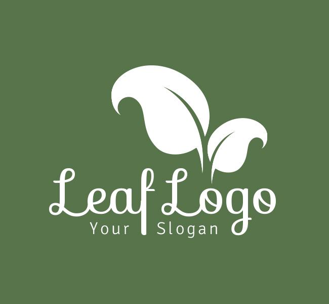 Leaf-Pre-Designed-Logo