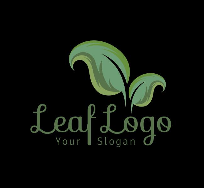 Leaf-Start-up-Logo