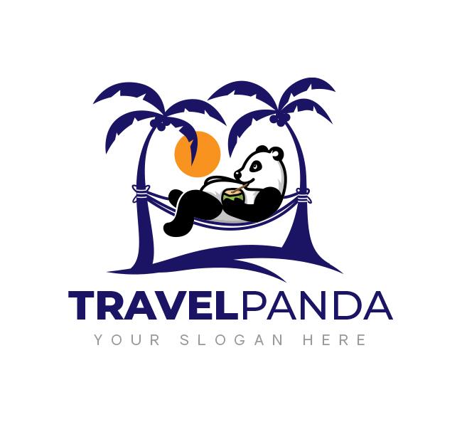 Panda-Travel-Logo