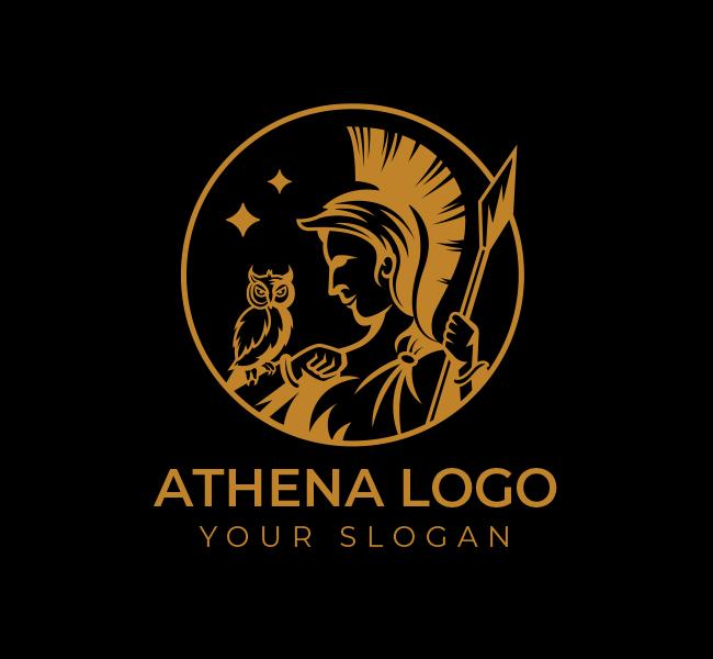 Athena-Startup-Logo