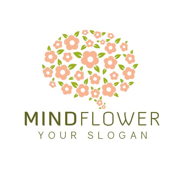 Mind-Flower-Logo