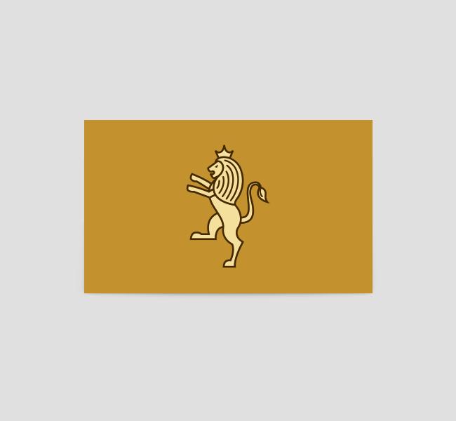 Lion-Shield-Business-Card-Back