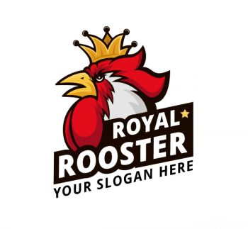 Rooster Logo & Business Card