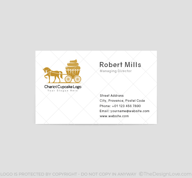 Chariot-Cupcake-Business-Card-Front