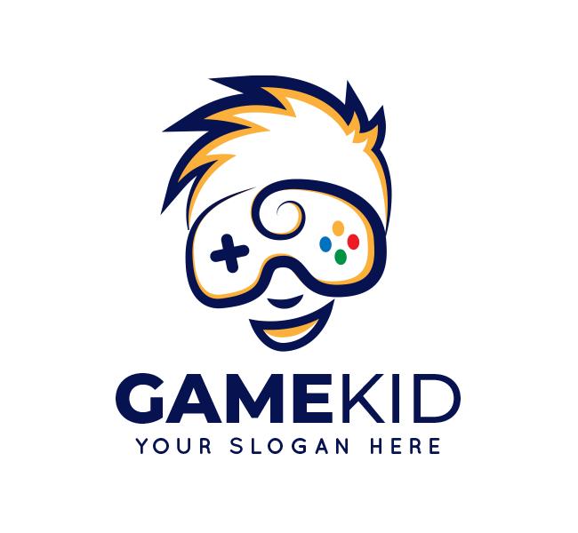 Kid Game Logo