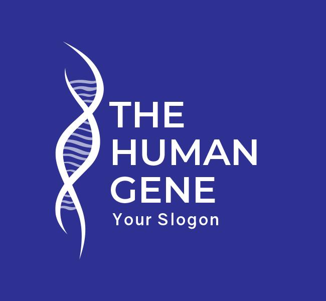 Gene-Pre-Designed-Logo