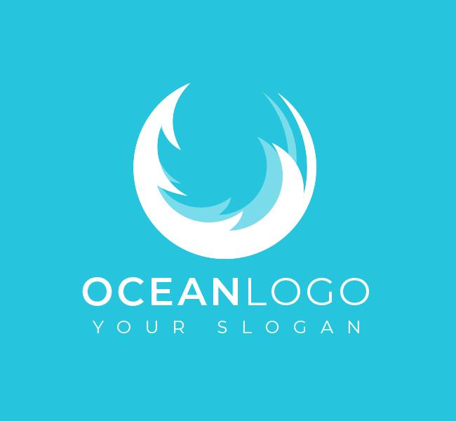 Ocean-Pre-Designed-Logo