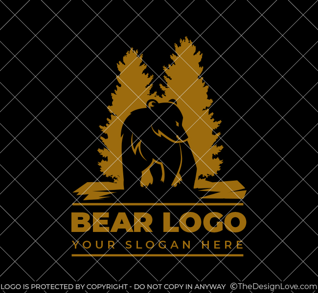 Bear-and-pine-start-up-Logo