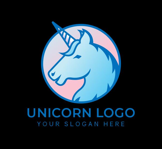 Unicorn-Start-up-Logo