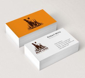 Bear-Business-Card-Mockup
