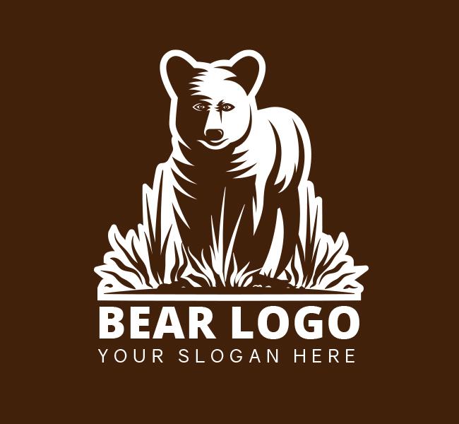 Bear-Pre-Designed-Logo
