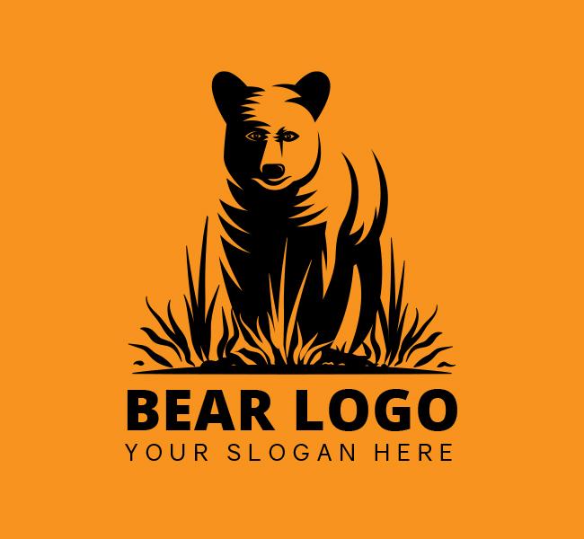 Bear-Stock-Logo