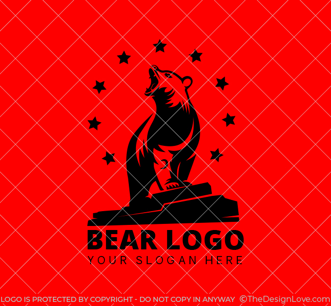 grizzly-bear-Start-up-Logo
