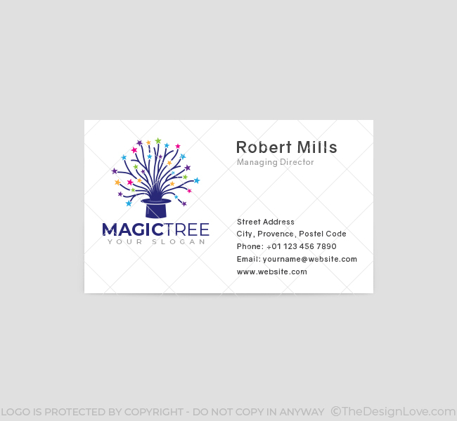 511-Magic-Tree-Business-Card-Front