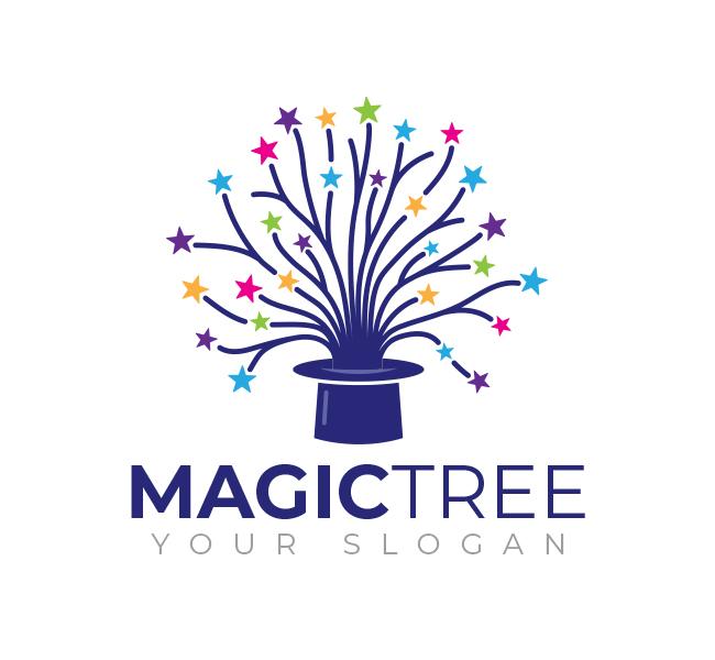 Magic Tree Logo