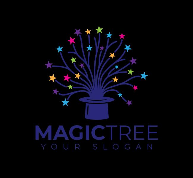 511-Magic-Tree-Startup-Logo